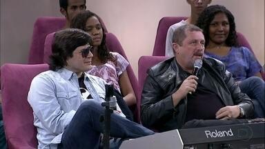 Luiz Schiavon fala da relação com o pai - Meu pai foi um exemplo