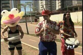 Goiânia é palco do 3º Festival Palhaçada a partir deste sábado - Evento mostra 11 atrações brasileiras e 1 internacional até o próximo dia 19.Público poderá conferir palhaços, números de magia e show musical.