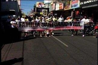 Primeira Caminhada da Família acontece em Juazeiro do Norte - Confira os detalhes na reportagem.