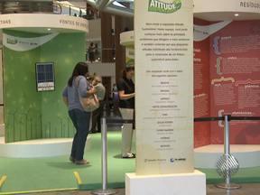 Exposição sobre sustentabilidade é aberta na última sexta em Salvador - Batizado de 'Atitude Sustentável', a exposição tem o apoio da Rede Bahia.