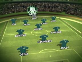 Palmeiras encara o Fluminense para se afastar da zona de rebaixamento - Time quer vencer um dos candidatos ao título para escapara da zona da degola no Campeonato Brasileiro