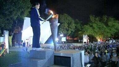 Eatapa estadual das Olimpíadas Escolares começou nesta sexta-feira - A disputa segue até o dia 13 de agosto.