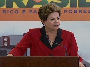 Dilma Rousseff anuncia pacote de concessões de estradas e ferrovias no país - O governo vai entregar para a iniciativa privada nove trechos de rodovias considerados essenciais para o país. A duplicação e manutenção das vias serão de responsabilidade das empresas. Serão R$ 133 bilhões de investimentos no setor.