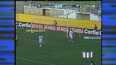 Campeonato Brasileiro: Bragantino perde por 3 x 1 do Ceará - O Bragantino perdeu mais uma esegue na zona de rebaixamento da Série B. Mesmo jogando em casa, o time foiderrotado pelo Ceará.