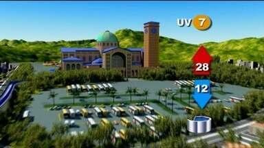 Previsão do tempo para domingo - O tempo seco e o calor nos finaisde tarde devem continuar na região do Vale do Paraíba, pelo menos até a próxima semana.