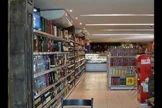 A polícia ainda não prendeu nenhum dos suspeitos de assaltar loja de conveniência - A polícia ainda não prendeu nenhum dos suspeitos de assaltar loja de conveniência, no centro de Belém, neste sábado (18)