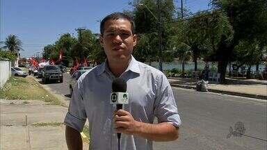Confira como foi o sábado dos 10 candidatos a prefeito de Fortaleza - TV Verdes Mares acompanhou agenda dos candidatos
