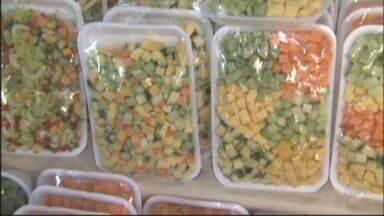 Saiba quais produtos das feiras de Ribeirão duram mais na geladeira - Quem tem tempo apenas para fazer um dia de feira precisa de praticidade.
