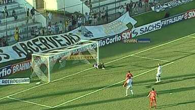 Boa Esporte é o único mineiro a vencer na Serie B - O América-MG empatou em casa.