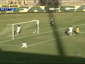Caxias perde para o Brasiliense na Série C do Brasileirão - Jogo foi disputado no Distrito Federal.