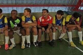 Copa da Juventude revela os novos talentos do futsal de MS - Na Copa da Juventude os novos talentos do futsal vem mostrando que o esporte tem muito a crescer nos próximos anos.