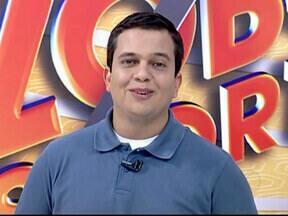 Veja na íntegra o programa Globo Esporte desta segunda-feira - Rafael Ferreira trouxe os destaques do esporte na região.