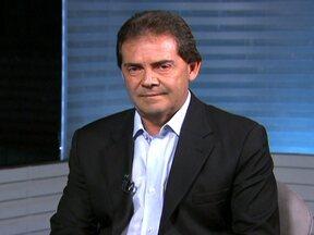 Paulinho da Força concede entrevista ao SPTV - O candidato do PDT à prefeitura de São Paulo fala de seus projetos caso seja eleito. a ordem das entrevistas foi definida por sorteio.