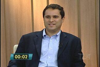 JMTV entrevista o candidato à Prefeitura de São Luís, Edivaldo Holanda Júnior (PTC) - Programa terá série de entrevistas com os candidatos a prefeitura de São Luís.