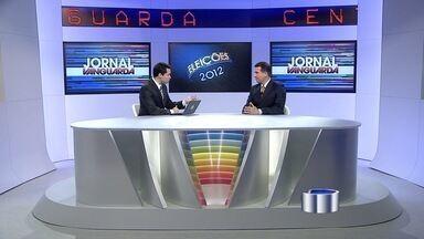 Jornal Vanguarda entrevista Alexandre Blanco (PSDB) - Candidato a prefeito de São José dos Campos abre série de entrevistas com os concorrentes ao Paço Municipal.