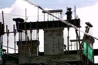 Construção civil é a área que apresenta maior crescimento em acidentes em Campina Grande - De 2001 a 2010, o número de acidentes de trabalho ocorridos na Paraíba cresceu mais de 200%.