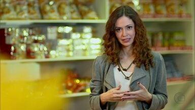 'Quem tem Razão': Filha quer vender confeitaria, mas o irmão não aceita - Atores encenam situação ficcional sobre herança