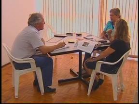 Veja como foi o dia dos candidatos à prefeitura de Bauru nesta quinta-feira - Tem Notícias acompanha a rotina de campanha dos quatro candidatos à Prefeitura de Bauru.