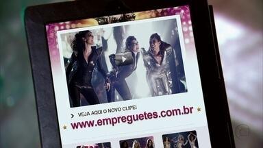 Cheias de Charme - Capítulo de Quinta-feira, 23/08, na íntegra - Clipe das Empreguetes vaza na internet