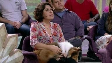 Psicóloga de cachorro fala sobre as situações em que deve ser procurada - Cláudia Pizzolatto trabalha com psicologia para cães
