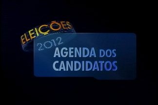 Agenda candidatos a prefeitura de Cruz Alta - Candidatos cumprem agenda de campanha nesta sexta-feira