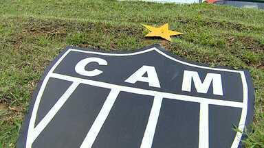 Atlético está em busca da liderança perdida - Time precisa torcer contra o Fluminense e vencer o São Paulo.