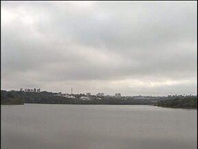 Chuva de segunda-feira somou 22 mm em Cascavel - Apesar de ter sido um alívio, volume não chega nem perto do que é esperado para o mês de setembro.