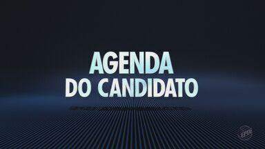 Veja a agenda dos candidatos à Prefeitura de Campinas desta terça-feira (11) - Veja a agenda dos candidatos à Prefeitura de Campinas desta terça-feira (11).
