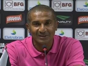 Cristóvão Borges agradece à torcida e se despede do Vasco - Técnico teve aproveitamento de 60% com 41 vitórias, 18 empates e 19 derrotas.