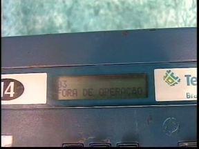 Ligações de graça em telefones públicos de Ponta Grossa - A única dificuldade é encontrar aparelhos que funcionem na cidade