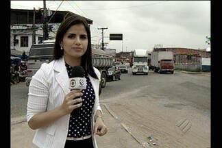 Trânsito sofrerá novas mudanças na área do Entroncamento, em Belém - Rotatória do Entroncamento ficará interditada até novembro.