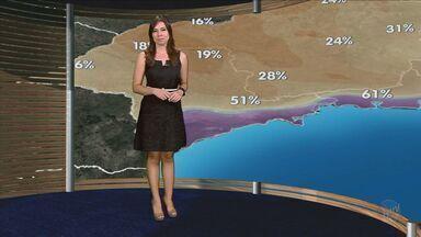 Previsão do tempo - 11/9/2012 - Ribeirão Preto e região - Confira a previsão do tempo para esta terça-feira (11).
