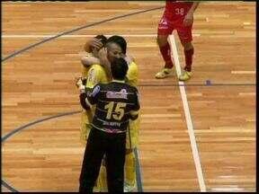 Marechal volta a liderança do Campeonato Paranaense de Futsal - A equipe venceu em casa o Maringá, por 1X0.