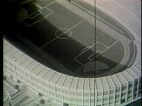 Obras estádio Olímpico 1950 - Grêmio - Obras estádio Olímpico 1950 - Grêmio