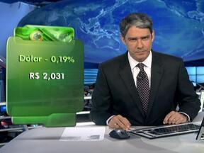 Principais bolsas mundiais fecham em alta nesta quinta (27) - Os cortes no orçamento da Espanha acalmaram os investidores. A maior parte das bolsas pelo mundo fecharam em alta. No Brasil, a bolsa de São Paulo teve leve queda. O dólar foi cotado em R$ 2,03.