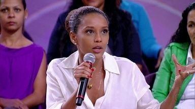 Taís Araújo fala da repercussão de sua personagem Penha - Atriz conta que a novela mudou o seu olhar