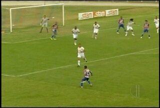 Friburguense, RJ, perde em casa e se complica na Copa Rio - O Bangu venceu a equipe serrana por 3 a 2.