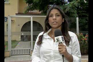 Bando assalta cartório e foge com reféns em Belém - Assaltantes liberaram reféns e continuam foragidos.