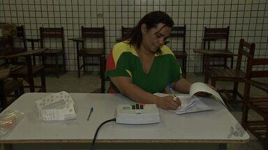 Veja como será a votação para pessoas com deficiência - Confira com Eveline Frota.