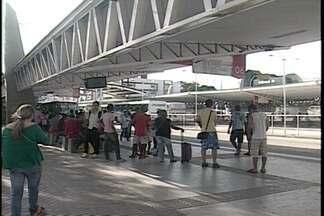 Ônibus são assaltados em dois bairros de Campina Grande - Assaltos aconteceram no bairro do Mirante e no Quarenta.