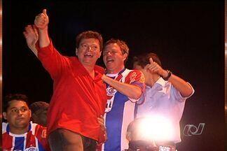 Candidato Chico Bala é eleito prefeito de Itumbiara, GO - A eleição foi considerada tranquila no município.