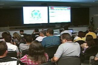 Veja como foi apuração dos votos em Campina Grande - TRE de Campina Grande afirma já estar pronto para segundo turno.