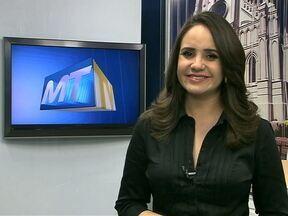Confira os destaques do MTTV 1ª edição desta segunda-feira (08) - Confira os destaques do MTTV 1ª edição desta segunda-feira (08)