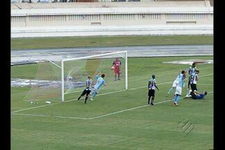 Paysandu atropela o Treze - Bicolores golearam por 5 a 1