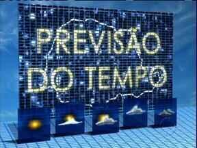 Previsão do Tempo - Frente fria chega ao Paraná à tarde