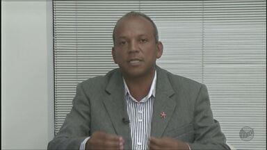 Dr. Eloísio Dentista (PT) é eleito o novo prefeito de Poços de Caldas (MG) - Dr. Eloísio Dentista (PT) é eleito o novo prefeito de Poços de Caldas (MG)