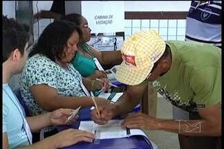 O domingo de eleição foi considerado tranquilo em Imperatriz - Sem transtornos e com poucas filas, o eleitor foi as urnas exercer o direito de cidadão, na primeira eleição sob as regras da lei da ficha limpa.