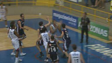 Franca Basquete vence Liga Sorocabana no Campeonato Paulista - Equipe francana terminou a fase de classificação em terceiro lugar.