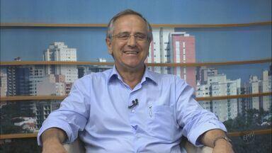 Paulo Altomani é eleito prefeito pelo PSDB em São Carlos, SP - Paulo Altomani é eleito prefeito pelo PSDB em São Carlos, SP.