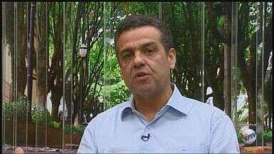 Marcelo Barbieri (PMDB) é reeleito prefeito de Araraquara, SP - Marcelo Barbieri (PMDB) é reeleito prefeito de Araraquara, SP.